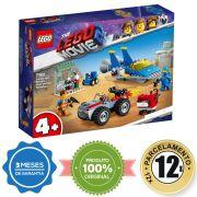 Lego Movie 2 Oficina Constroi Conserta De Emmet Benny 70821
