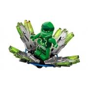 Lego Ninjago 70687 - Rajada De Spinjitzu Lloyd 48 Peças