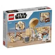 Lego Star Wars - Disney - O Acampamento De Obi-wan - 75270