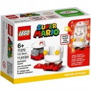 Lego Super Mario 71370 - Pacote Power Up - Mario De Fogo