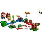 Lego Super Mario Aventuras Com Mario Inicio 71360