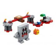 Lego Super Mario Revés Das Lavas Do Esmagão 133 Peças 71364
