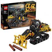 Lego Technic 42094 Trator Carregador De Esteiras