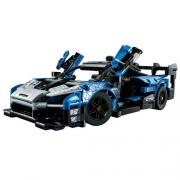 Lego Technic Senna Mclaren Gtr Com 830 Peças - 42123
