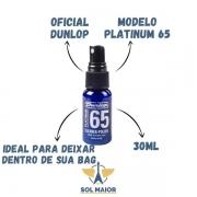 Limpador Polidor Dunlop Platinum 65 Pra Guitarra/baixo 30 Ml
