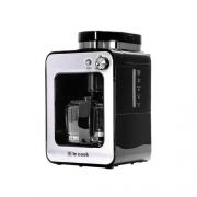 Máquina de Café Le Cook Gourmet Automática com Moedor LC1713 LC1714 - Preto - 110v 220v