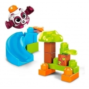 Mega Blocks Peek A Blocks Arremessar E Deslizar - Gkx68