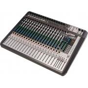 Mesa De Som Soundcraft Signature 22 Mtk Garantia 1 Ano Nf-e