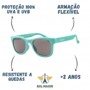 Óculos de Sol Infantil Menino Azul Piscina +24 meses Chicco