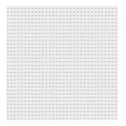 Pack com 15 Legos 11010 - Base de Construção Branca