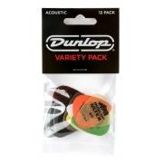 Palheta Dunlop Variety Pack Sortidas Pct C/12 Pvp112