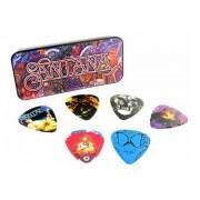 Palheta Media Carlos Santana Cx C/6 Dunlop - SANPT01M