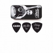 Palheta Media Johnny Cash Memphis Signature Cx C/6 Dunlop