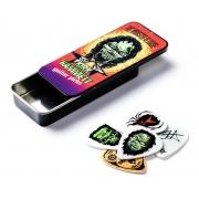 Palheta Pick Tin 0.88mm Kirk Hammett Com 6 Kh01t088 Dunlop
