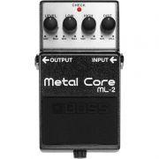 Pedal Boss Guitarra Ml-2 Metal Core