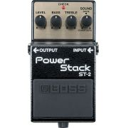 Pedal De Guitarra Boss St2 Power Stack