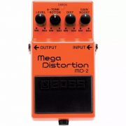 Pedal De Guitarra Md-2 Distortion - Md2 Boss
