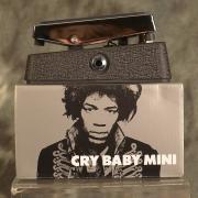 Pedal Dunlop Wah Cry Baby Mini Jimi Hendrix Signature JHM9