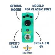 Pedal Mooer Fog Classic Bass Fuzz MFBFP