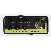 Pedal Mooer Uk Gold 900 M002 | Pré Amp | Para Guitarra