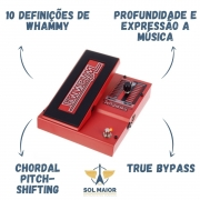 Pedal Para Guitarra Whammy V - Digitech