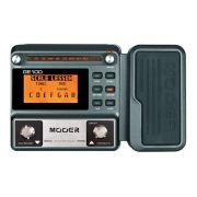 Pedaleira Ge100 Mooer Looper Bateria Eletronica + Fonte