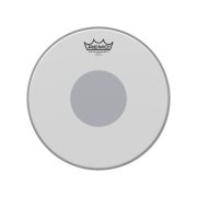 Pele Remo 12 Pol. Controlled Sound X Porosa Preto CX-0112-10