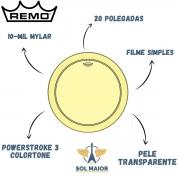 Pele Remo 20