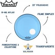 Pele Remo 22