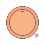"Pele Remo 22"" Powerstroke 3 Colortone Laranja P3-1322-CT-OG"