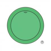"""Pele Remo 26"""" Powerstroke 3 Colortone Verde P3-1326-CT-GN"""