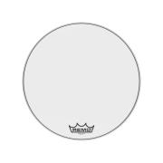 "Pele Remo para Bumbo Marcial 24"" Powermax Ultra White PM-1024-MP"