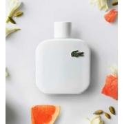 Perfume Eau De Lacoste L1212 Blanc Pure 50 Ml - Selo Adipec