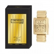 Perfume Lord Hours Luxe For Men Edp 100 Ml