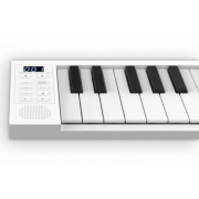 Piano Digital Carry On 49 Dobrável Portatil De 49 Teclas C/nfe