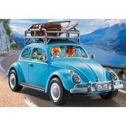 Playmobil Volkswagen Beetle Fusca Azul Sunny 1581