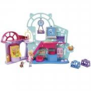 Polly Pocket Clinica Veterinaria da POLLY Mattel GKL47