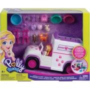 Polly Pocket Hospital Movel Dos Bichinhos Mattel GFR04