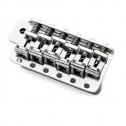 Ponte Tremolo Guitarra Strato Cromado Gotoh Ge101t