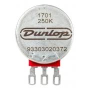 Potenciômetro 250k DSP250S Eixo Solido Dunlop - 15340
