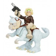 Star Wars Galactic Heroes Han Solo E Tauntaun Hasbro B2033