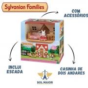 Sylvanian Families Conjunto Minha Primeira Casa - 5303