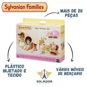 Sylvanian Families Conjunto Moveis Berçário Epoch 5288
