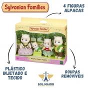 Sylvanian Families - Família Das Alpacas - Epoch 5358