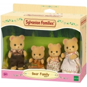 Sylvanian Families Familia Dos Ursos Polares Epoch 5059