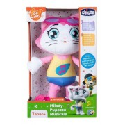 Toy 44 Cats Milady Musical Plush - Chicco 99371