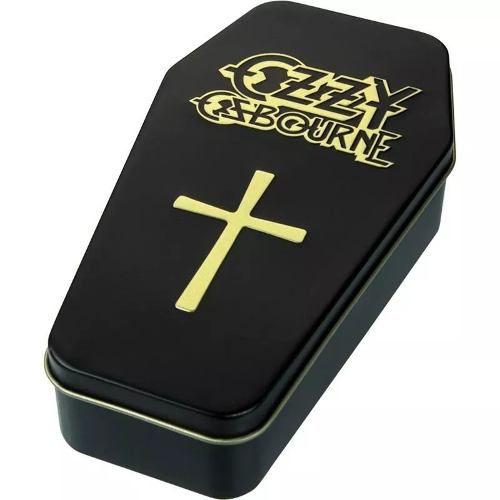Harmônica Hohner Ozzy Osbourne Gaita Em C Dó Black Sabbath