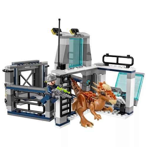 75927 Lego Jurassic World A Fuga Do Laboratório Stygimoloch
