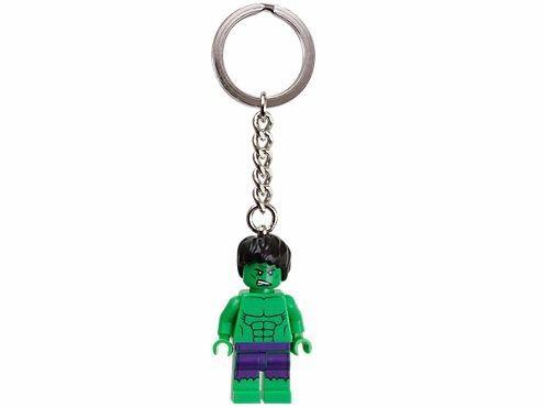 Chaveiro Lego The Hulk V46