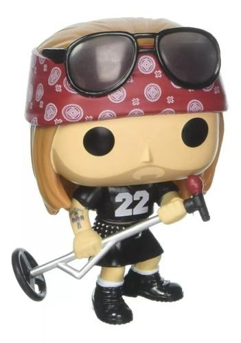 Funko Pop Rocks Guns N` Roses - Axl Rose 50